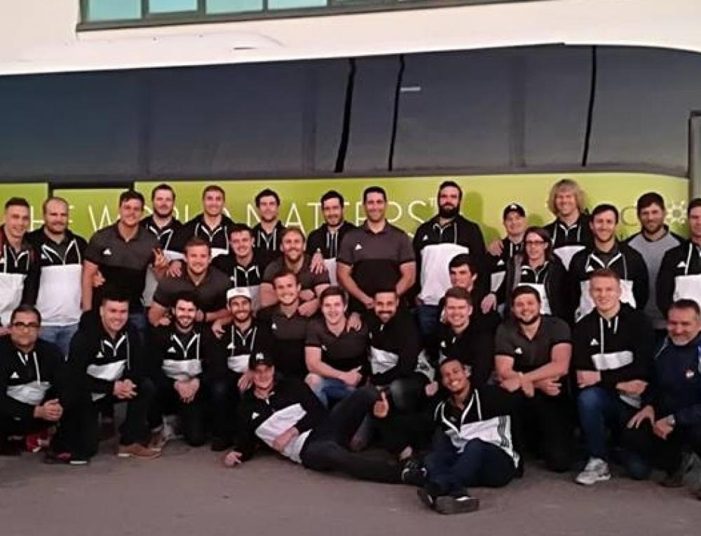 HRK zieht durch Sieg über CDUL Rugby ins Continental Shield Halbfinale ein