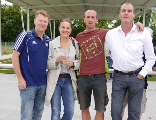 Holger Xandry ist neuer Abteilungsleiter Rugby