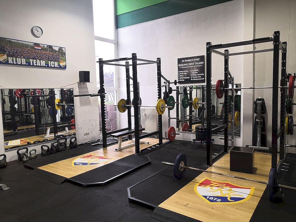 HRK Gym für Leistungs- und Breitensport