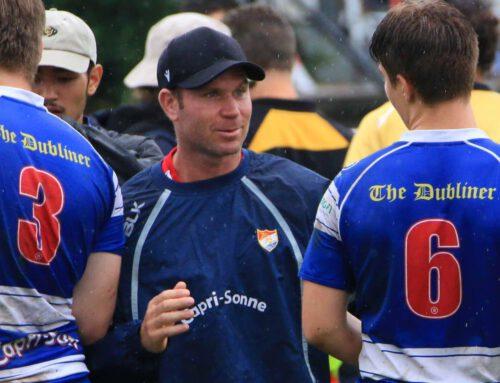 Pieter Jordaan pausiert Traineramt – Trainerteam übernimmt